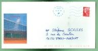 FRANCE: Enveloppe Rolland Garros 2009 / Tennis / FFT / Paris - France