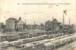 62 PONT A VENDIN VUE GENERALE DE L'USINE DES MINES DE LENS - France