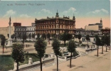 MONTEVIDEO 331 PLAZA CAGANCHA  1911 - Uruguay