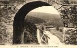 17789    Belgio,  Boiullon,  Vue  Sur  La Semois  Et Sur  La  Route  De  Corbion,  NV - Bouillon