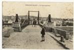 VERNOUILLET  - Le Pont Suspendu . - Vernouillet