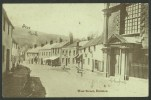"""""""West Street, Dunster"""",  C1920.  Not Postally Used. - England"""