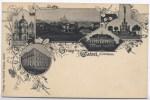 ALLEMAGNE - GABEL - Gruss Aus Gabel 1900.... - Sudeten