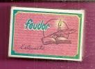 BOITE ALLUMETTES  FEUDOR  REF 50   -   ** L´ALLUMETTE  **  Fabriqué En SUEDE - Cajas De Cerillas (fósforos)