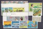 Nr 237/240, 276/279, 319, 346/349, 477/480 **, Michel = 20 Euro (XX10941) - Samoa