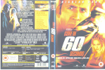 GONE IN 60 SECONDS - Nicolas Cage (Details In Scan) - Action, Adventure