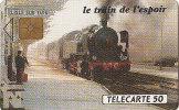 """"""" AFFAIRE A NE PAS MANQUER """"  TC Privée 50 U  \"""" TRAIN De L' Espoir CAR Occitan """" Petit Tirage Parfait état Utilisée - Francia"""