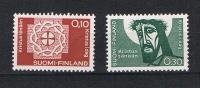 FINLAND  KRISTUS I DAG  1963 ** - Finland