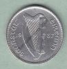 *IRLANDE* PIECE DE 1 FLORIN_*1937*ARGENT-SILVE R* - Irlanda