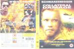 COLLATERAL DAMAGE - Arnold Schwarzennegger (Details In Scan) - Action, Adventure