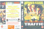 TRAFFIC - Michael Douglas (Details In Scan) - Action, Adventure