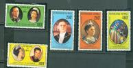 Mali PA 293/297  ( * )  Neuf Sans Gomme - Ay6116 - Mali (1959-...)