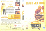 THE MEXICAN - Brad Pitt (Details In Scan) - Comedy