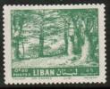 LEBANON   Scott #  365*  VF MINT Hinged Thin - Lebanon