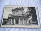 84 - L´ISLE SUR SORGUE - EXTERIEUR DE L´EGLISE  VERS 1950 - CARTE PHOTO CPA VIERGE - L'Isle Sur Sorgue