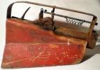 PISTOLET  ANCIEN.PISTOLET A TAUPE . RARE Et INSOLITE - Decorative Weapons