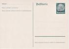Germany  Occupation  Alsace Postal Card  ** - Occupation 1938-45