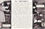 U.S. MAILOMAT POSTAL CARD Used 1943 - United States