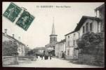 Cpa Du 88 Xertigny  Rue De L´ Eglise ABE10 - Xertigny
