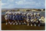 06  JUAN LES PINS  Fanfare Des Majorettes D'Antibes  - Juan Les Pins - Francia