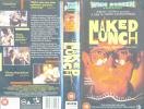 NAKED LUNCH - Peter Weller (Details On Scan) - Horror