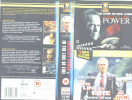 ABSOLUTE POWER/IN THE LINE OF FIRE - Clint Eastwood 2 Films On 1 Tape (Details On Scan) - Action, Adventure