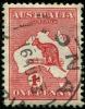 Pays :  46 (Australie : Confédération)      Yvert Et Tellier N° :    2 (o)  (Die II) - Used Stamps