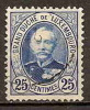 Luxembourg 1891/93 - Le Grand-duc Adolphe 1er - Dentelé 12 ½  ( Indented 12 ½ ) - 1891 Adolfo De Frente