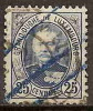 Luxembourg 1891/93 - Le Grand-duc Adolphe 1er - Dentelé 11 ( Indented 11 ) - 1891 Adolfo De Frente