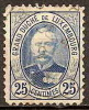 Luxembourg 1891/93 - Le Grand-duc Adolphe 1er - Dentelé 11½  ( Indented 11½ ) - 1891 Adolfo De Frente