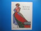 Publicité 1953 BOUCHARA (illustrateur Guy Demachy) - Publicités