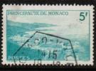 MONACO   Scott #  228  VF USED - Monaco