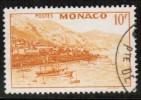 MONACO   Scott #  229  VF USED - Monaco