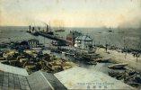 YOKOHAMA - Whole View Of Pier - Yokohama
