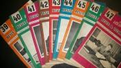 LOT DE 9 REVUES - TECHNIQUE RADIO - N° 39 à 47 VOTRE CARRIERE - ANNEE 1965 - Radio & TSF
