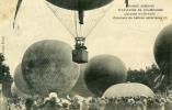 Grande Semaine D´Aviation De CHAMPAGNE Journée Du 26  Aout Concours De Ballons Sphériques - France