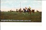 Polo At Point Judith Country Club Narragansett Peir Rhode Island - Cartes Postales