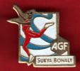13765-AGF.surya Bonaly.assurance.patin à Glace.patinage.. - Patinage Artistique