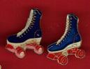 13766-patin A Roulettes..patinage.. - Patinage Artistique
