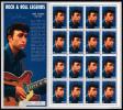 Palau Scott #384 MNH Sheetlet Of 16 32c John Lennon - Palau