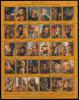 Palau Scott #396 MNH Sheetlet Of 30 20c Jerusalum 3000th Anniversary ´In Our Image´ - Palau