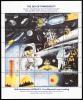Palau Scott #218 MNH Sheetlet Of 25 25c The Sea Of Tranquility 20th Ann Moon Landing - Palau