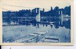 CPA  91.-ETIOLLES.- Le Pont Susprndu.-Scènes & Types-.-JUL SA 2011- 204 - Frankrijk