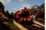 KEIGHLEY AND WORTH VALLEY RAILWAY - HAWORTH STATION - England