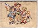 CARTE  PORTE AIGUILLES A COUDRE FORMAT PORTEFEUILLE - Cartes Postales