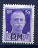 1942 - Regno -  Italia - Italy - Posta Militare - Sass. N. 7 -  LH - (B1806...) - Military Mail (PM)