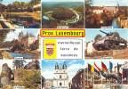 CPM - Province Du Luxembourg : Bouillon, Botassart, Houffalize, Durbuy, Bastogne, La Roche, St-Hubert, Arlon (Thill 299) - Belgique