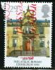 Great Britain 1990 29p British Philatetic Bureau Issue #1316  Red Cancel - 1952-.... (Elizabeth II)