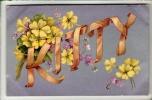 Names - Kitty - Postcard 1913 - Firstnames