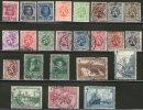Belgium 1929/30 Stamp Accumulation - Used Stamps